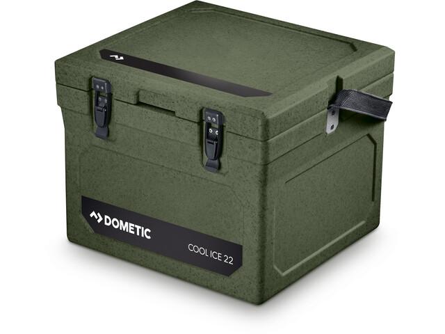 Dometic Cool-Ice WCI 22 Coolbox 22l, green
